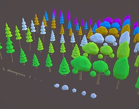 3D model Forest Pack