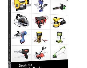industrial Dosch 3D - Electric Tools
