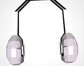 HeadPhone ExTra 3D model