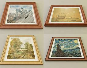 3D Picture Frame Collection