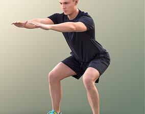 Dan 10484 - Fitness Man 3D asset