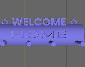 3D printable model Key Holder home