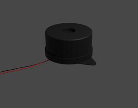 Buzzer 3D model