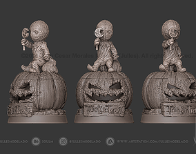 Trick or Treat Sam 3D printable model
