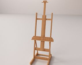 Painter Easel 3D