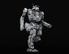3D printable model BATTLETECH Javelin JVN-10N
