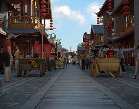 China street 030 3D