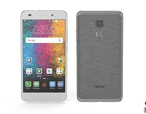 Huawei Honor 5C - Element 3D