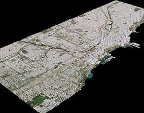 Chicago - USA 3D