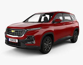 3D Chevrolet Captiva TH-spec 2019