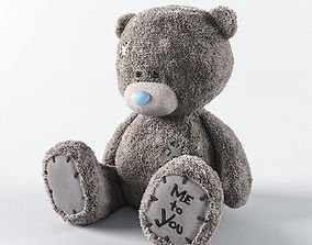 3D model Teddy