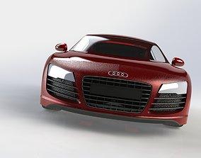 Audi R8 Model wheel