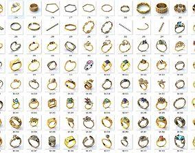 Bulk Rings-0043-3dm with stones-376 Files