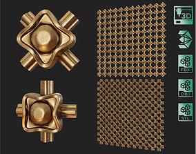 Modular Ornament Grids 3D printable model