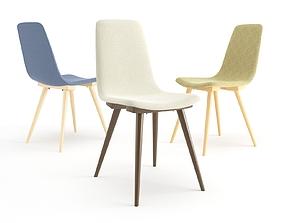 3D A-6150 Chair from Radomsko