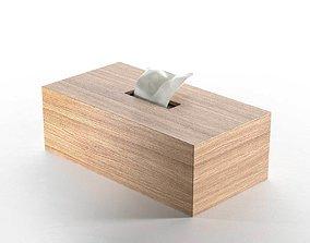 3D Rectangle Tissue Boxes