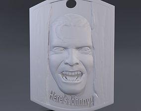 3D printable model Jack Torrens with an inscription