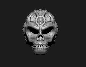Skull Faces - Faces of Death 3D print model