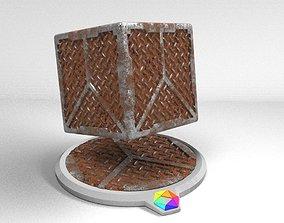 3D model Ultimate Metal Substance