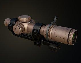 3D model Vortex Razor HD Gen3 scope