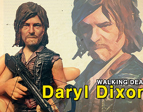DARYL DIXON 3D print model mythical-monster