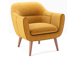 3D Ada Lounge Chair