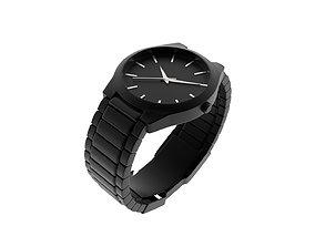 Wrist Watch 3D asset