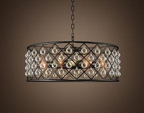 chandelier spencer 3D