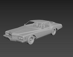 Buick Rivera 1973 3D print model