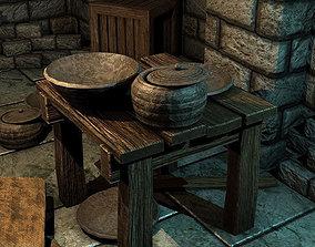 3D model Dungeon Creator