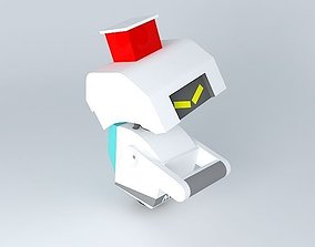 3D model M-O from Wall-E