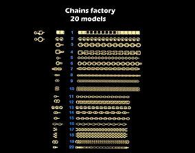 Chain maker 3D model