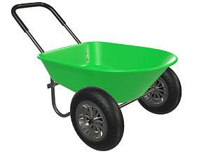 3D Wheelbarrow 01