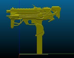 Sombra Augmented Gun Printable