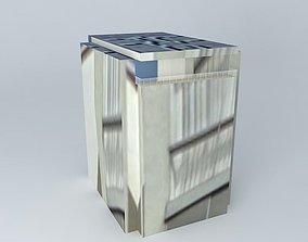 3D Archive 48 apartment buildings