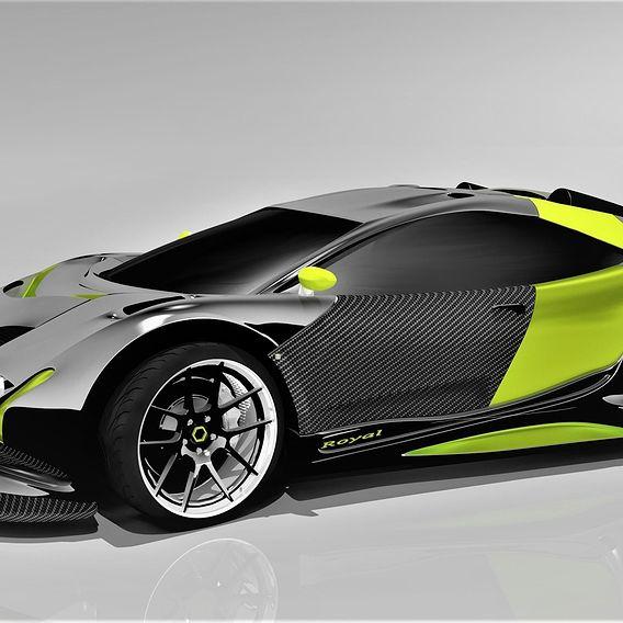 Nvidia automotive Concept