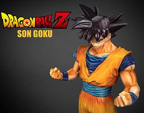 3D model Son Goku DB