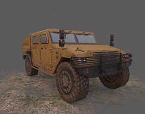 Renault Sherpa 3D model