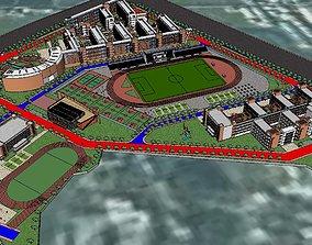 Region-City-School 82 3D