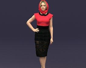 Third woman 0428 3D Print ready