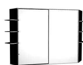 3D asset game-ready Closet - cupboard