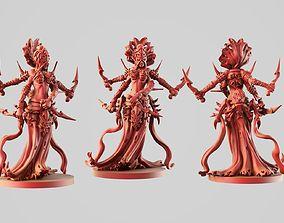 spider woman 3D print model