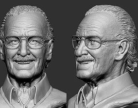 Stan Lee 3D print model