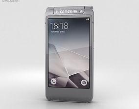 Samsung W2016 Gray 3D
