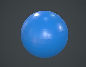 Swiss Yoga Ball PBR 3D