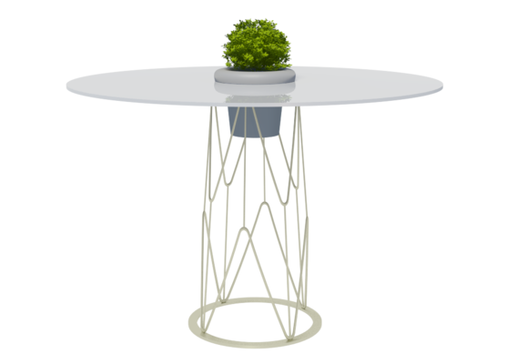 Ataman mesh - round table