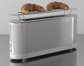 3D model toaster 08 am145