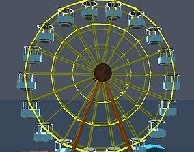 3D model Ferri Wheel