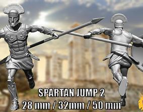 3D print model Spartan Jump 2 - 28mm - 35mm - 50mm