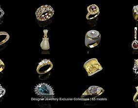 Designer Jewellery Exclusive Collections 3D model